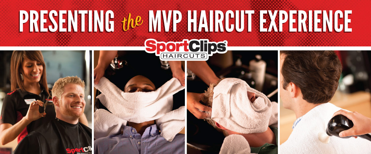 The Sport Clips Haircuts of Suwanee - Highland Station MVP Haircut Experience